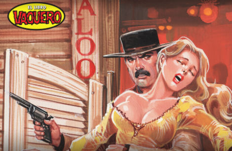 el libro vaquero historieta mexicana