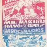 carteles posters viejos lucha libre