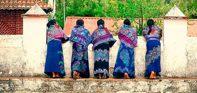 textiles zinacantán chiapas