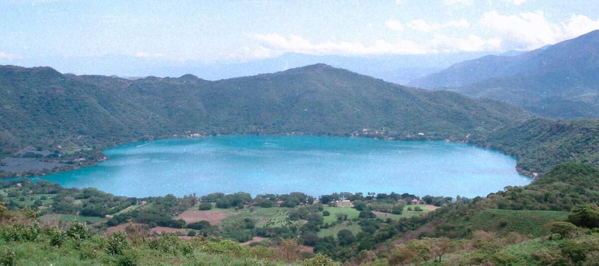Lagos de mexico-Santa Maria del oro- nayarit mexico