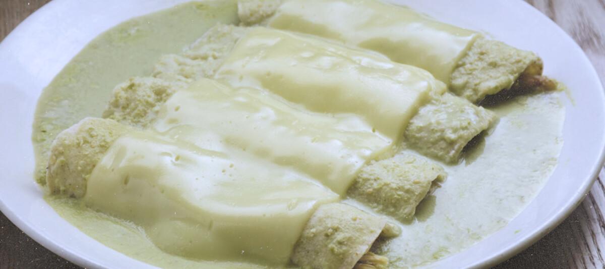 enchiladas, recetas con pulque, maíz