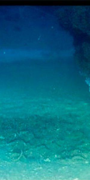 lago en el océano yucatán