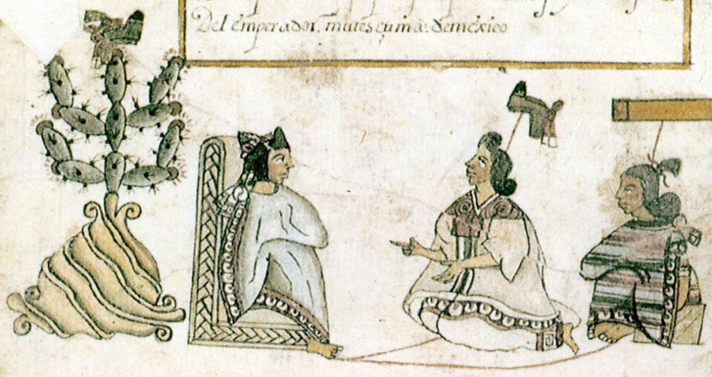 Tecuixpo Ixtlixóchitl o Isabel Moctezuma