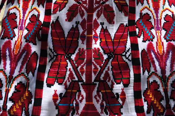 arte textil chinanteco oaxacanundua