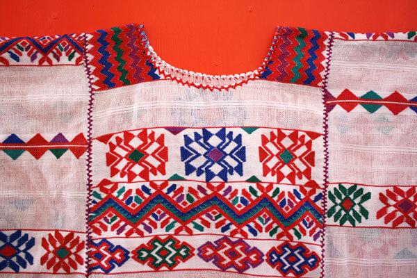 arte textil guerrero