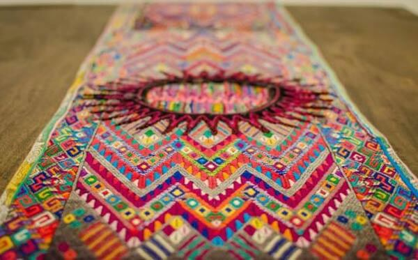 Arte Textil Y Bordados Ind 237 Genas De M 233 Xico Una Gu 237 A Para