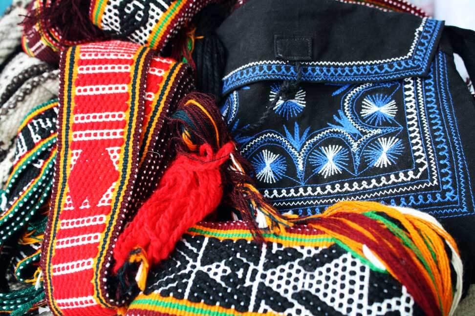 arte textil mixe gilartesvisuales blogspot