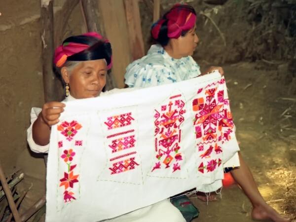 arte textil teneek veronanovias