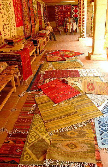 arte textil zapoteco dos