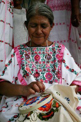 arte textil zapoteco
