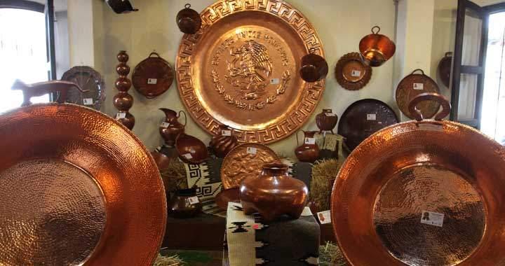 la Feria Nacional del Cobre en Santa Clara