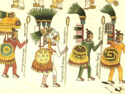 guerreros aztecas códice mendoza