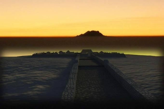 montaña fantasma texcoco
