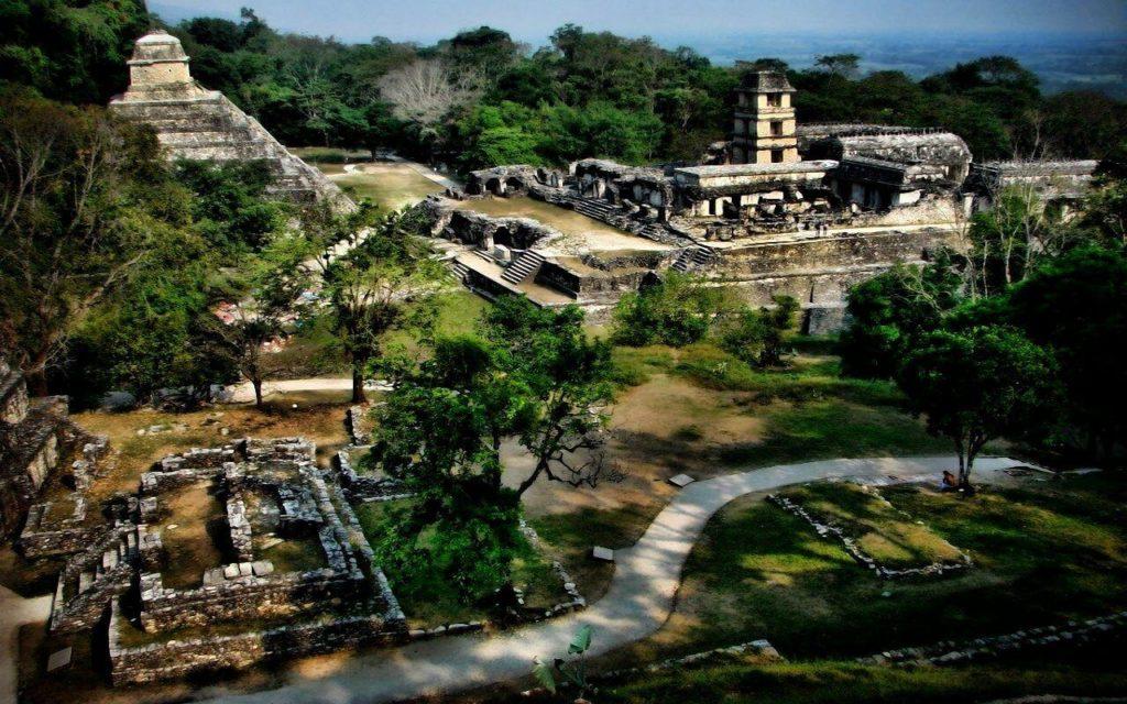 Descubren complejo sistema hidráulico debajo de la tumba de Pakal en Palenque (VIDEO)