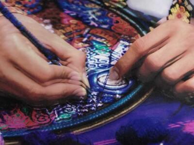 textiles, bordados, cultura mexicana