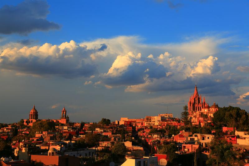 san miguel de allende mejor ciudad latinoamérica