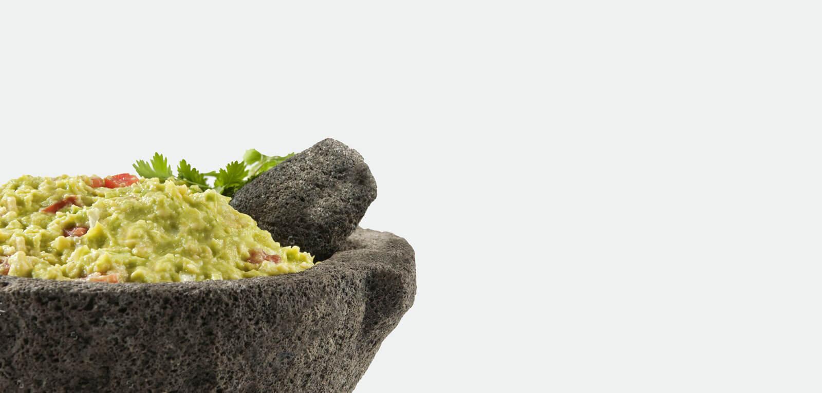 receta guacamole quetzálcoatl