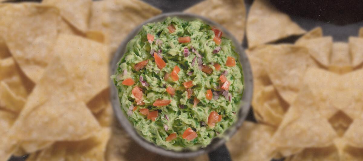 recetas prehispanicas, guacamole mexicano, receta guacamole rojo