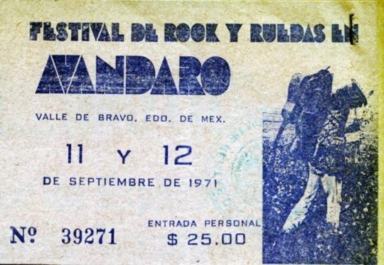 avandaro festival rock mexico