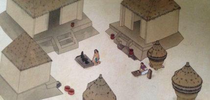 casa mesoamericana prehispanica