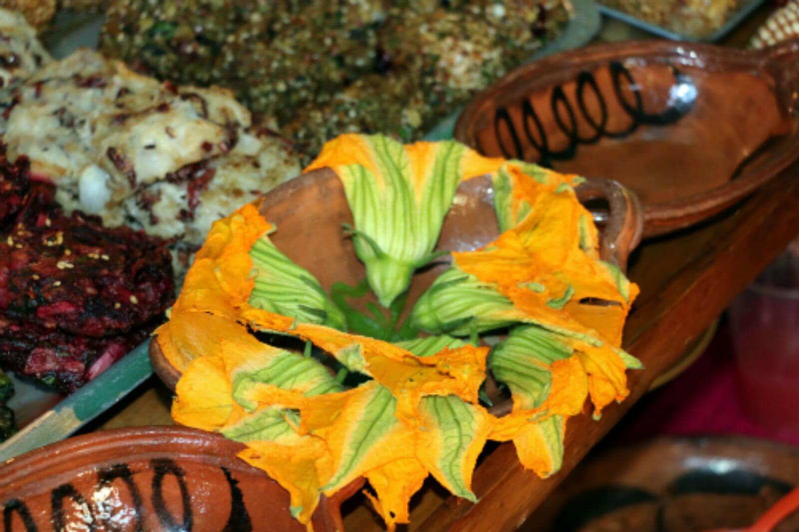 comida prehispanica