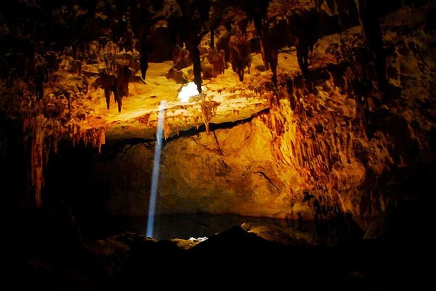 grutas de tzabnah