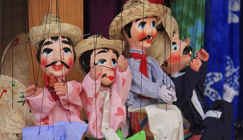 marionetas mexicana