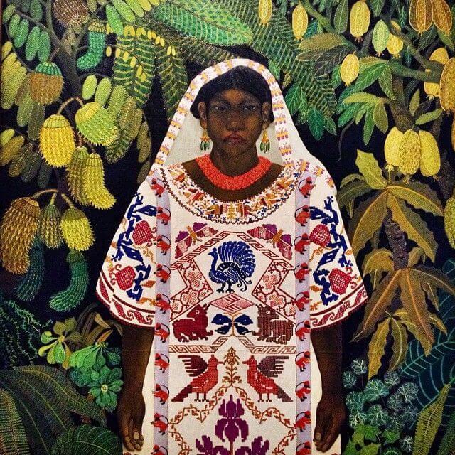 ramon cano manilla india oaxaqueña