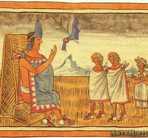 moctezuma descendientes