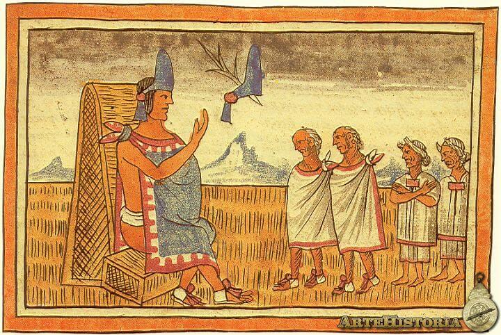 Sobre La Descendencia De Moctezuma Que Vive En Europa Y México