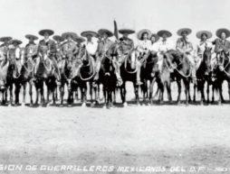 guerrilleros mexicanos charros nazis