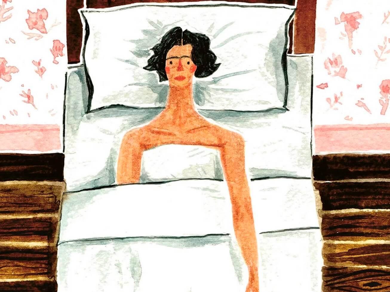 ilustraciones frida kahlo Zena Alkayat 6