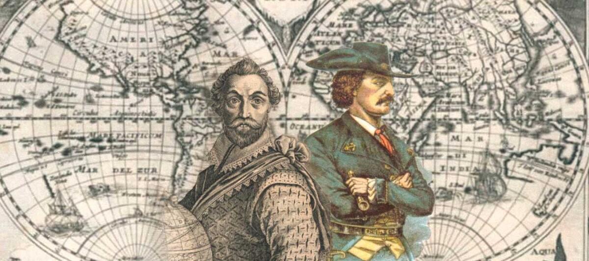 piratas famosos-conquista Mexico-mares mexicanos