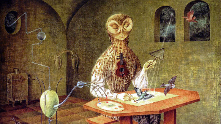 Encuentran viejo documental de 20 minutos sobre la vida de Remedios Varo (VIDEO)