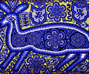 leyenda venado azul huichol