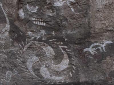 pinturas rupestres, sitios arqueologicos, yecapixtla morelos