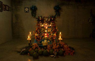 altar xhandu zapotecas dia de muertos celebraciones
