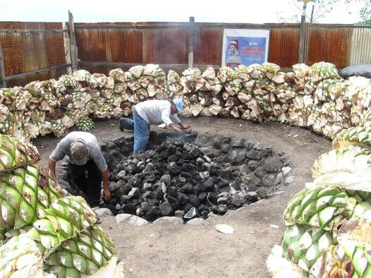 Los hornos prehisp nicos al interior del suelo pib m s for Como nivelar un piso de tierra