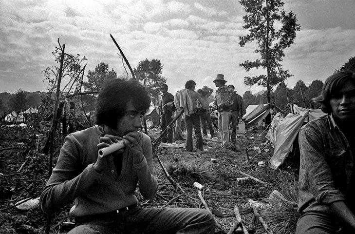 jipitecas hippies mexicanos
