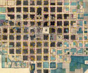 mapa-antiguo-ciudad-oaxaca