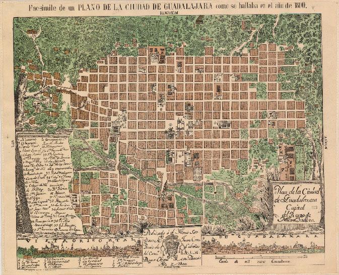 mapa-antiguo-guadalajara-mexico-ciudad