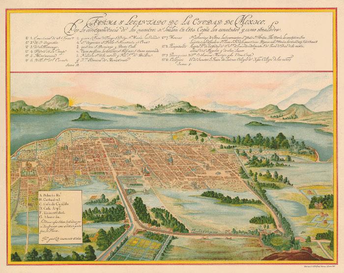 mapa-antiguo-ciudad-mexico-df