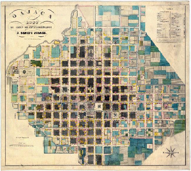 Una Preciosa Compilaci N De Mapas Antiguos De M Xico M S