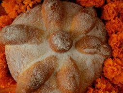 pan de muertos origen significado