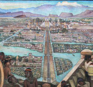 tenochtitlan ciudad