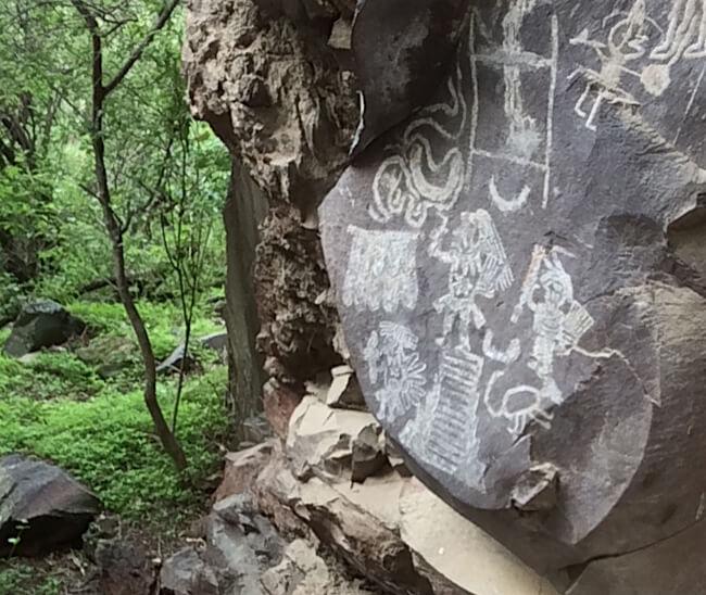 yecapixtla pinturas rupestres