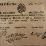 La primera moneda del México Independiente