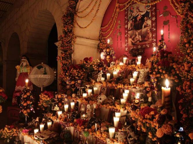 La Gu 237 A Definitiva Para Hacer Tu Altar De Muertos Y Qu 233