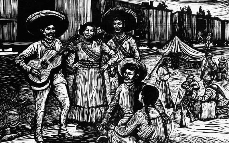 corridos de la revolución mexicana
