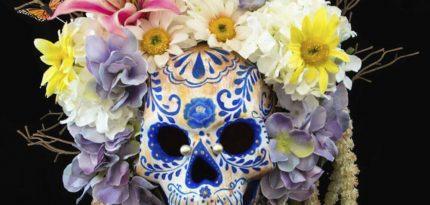 dia internacional de la muerte canada vancouver intervencion calaveras